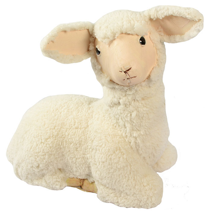 Fleecy Lamb - Slight Second