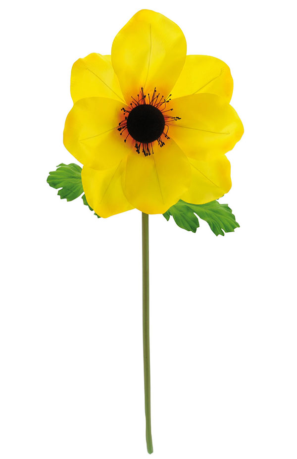 Giant Anemone - Yellow