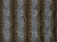 ANIMAL VELVET - LEOPARD 1.5M WIDE