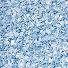 Light Blue Flakes - 3-15mm 5L
