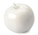 White Apple - 8cm