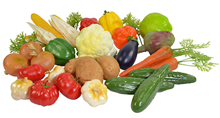 Mixed Vegetable Selection