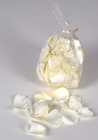 Synthetic Rose Petals - White 6cm Pk.120