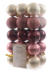 Baubles - Pink Selection