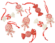 Candy Decorations - Pk.8