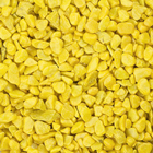 Coloured Nuggets - Yellow 6-8mm 1kg