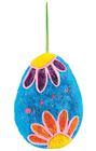 Double Sided Egg Hanger - Blue
