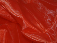Display Organza - Red