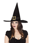 Witches Hat with Buckle