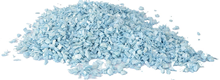 Light Blue Flakes - 3-15mm 1L