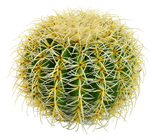 Artificial Barrel Cactus - 27cm