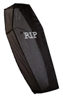 Collapsible Halloween Coffin