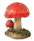 Small Fairytale Toadstools