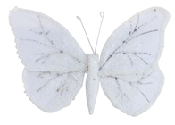 Frosted Butterfly - Pearl