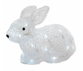 White LED Rabbit
