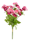Pink Ranunculus Flower Bunch - 45cm