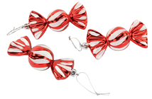 Hanging Candy Baubles - Pk.3