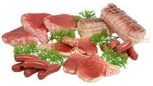 British Meat Selection - Raw