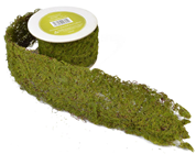 Decorative Artificial Moss Roll - 6 x%