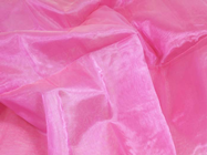 Display Organza - Shocking Pink