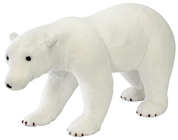 Replica Polar Bear - Standing
