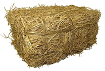 Small Hay Bale