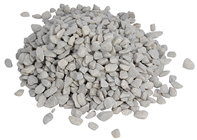 Coloured Stones - Grey 1kg