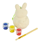 Ceramic Rabbit Painting Set
