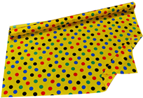 Spotty Clown Fabric