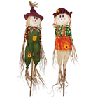 Scarecrow Pair on Stakes - 160cm