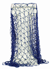 Decorative Fishing Net Blue - 120 x