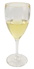 Replica Glass of White Wine
