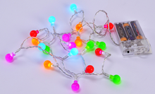LED Multi-Colour Light Chain