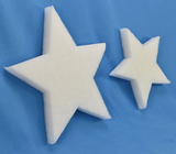 Fleece Star - 41cm