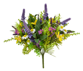 Cottage Garden Flower Mix Posy - 25cm
