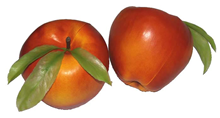 GIANT APPLE - 15CM PK.2
