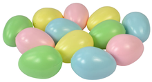 Coloured Eggs - Pk.12