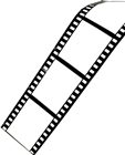 FILM STRIP - 33 X 140CM