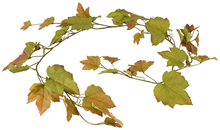 Autumn Leaf Garland - 120cm