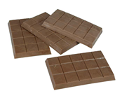 Milk Chocolate Bar - Pk.4