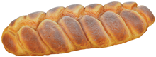 Plaited Bread Loaf