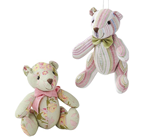 Country House Hanging Bears - Set of%2