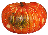 Large Orange Pumpkin - 40cm