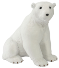 Replica Polar Bear - Sitting