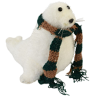Seal With Scarf - 20cm