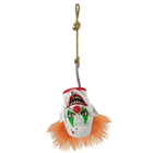 Evil Halloween Clown Severed Head