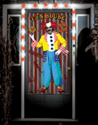 Scary Halloween Clown Door Greeter
