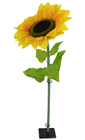 Large Artificial Sunflower - 130 x 50c