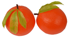 Giant Artificial Orange - 20cm Pk.2