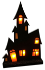 Halloween Haunted House Decoration with